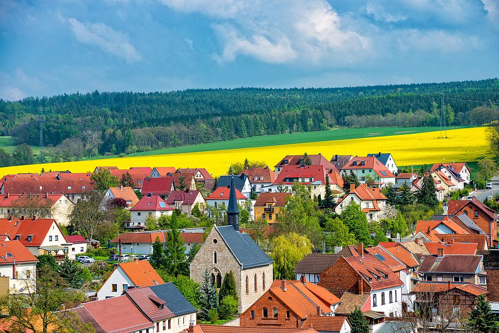 Ländlicher Raum Thüringen