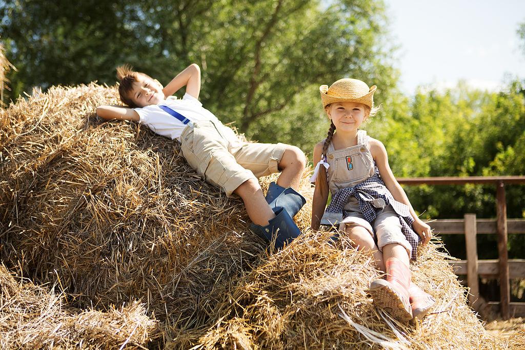 Kinder im ländlichen Raum Thüringens