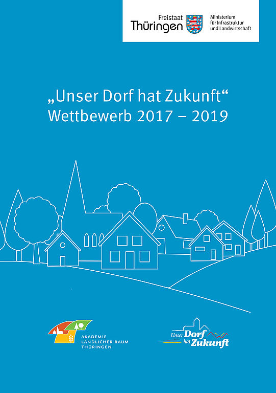 Deckblatt Broschüre UDhZ 2017