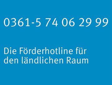 Infotelefon 0361-574062999