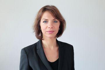 Staatssekretärin Susanna Karawanskij