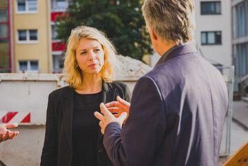 Susanna Karawanskij im Gespräch mit Daniel Klajner, Intendant des Theaters Nordhausen