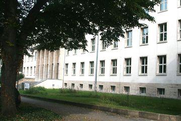 Dienstgebäude 2 – Beethovenstraße 3