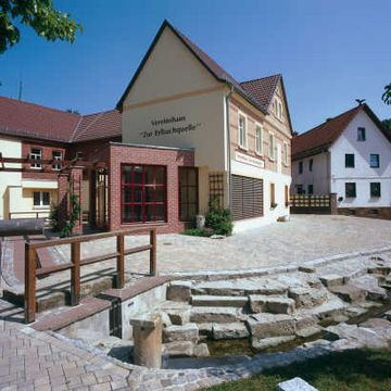 Dorfgemeinschaftshaus in Oberndorf (Foto: Falko Behr)