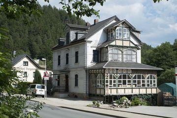 Sommerfrische-Architektur in Sitzendorf