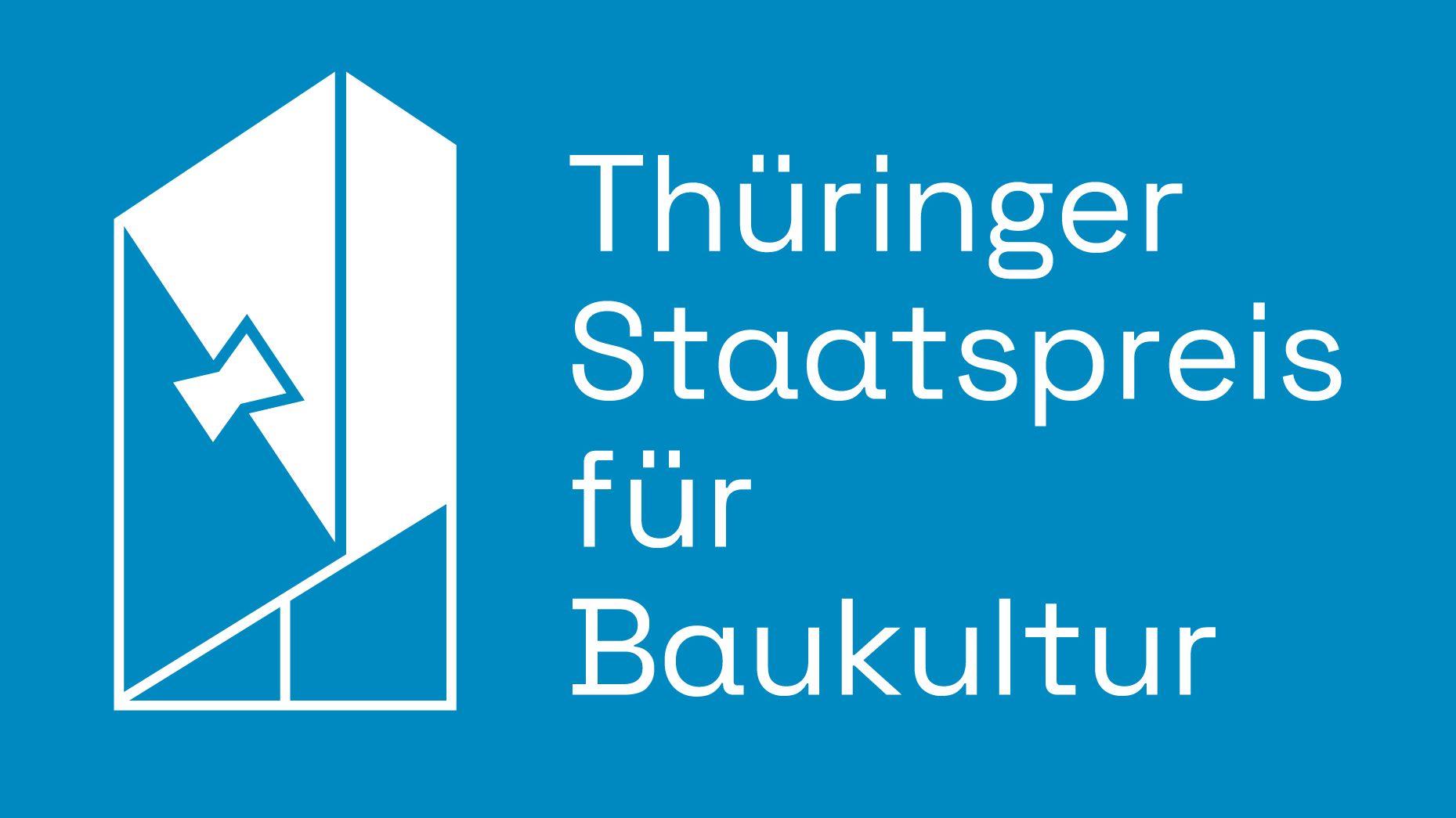Logo Thüringer Staatspreis für Baukultur