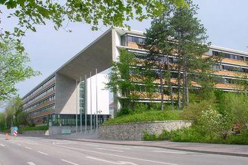 Dienstgebäude 1 – Werner-Seelenbinder-Straße 8