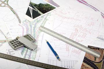 Planung Infrastruktur auf dem Papier