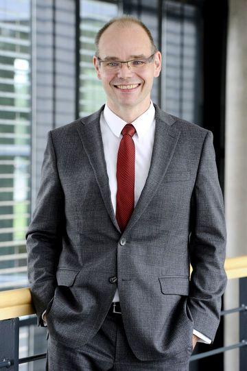 Foto von Staatssekretär Torsten Weil